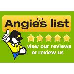 Angies List Reviews Logo