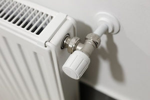 heating systems with a knob on the end
