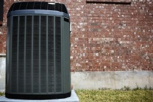 air conditioning unit that is working properly