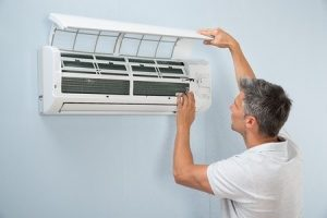 wall unit air conditioning installation in Gaithersburg MD