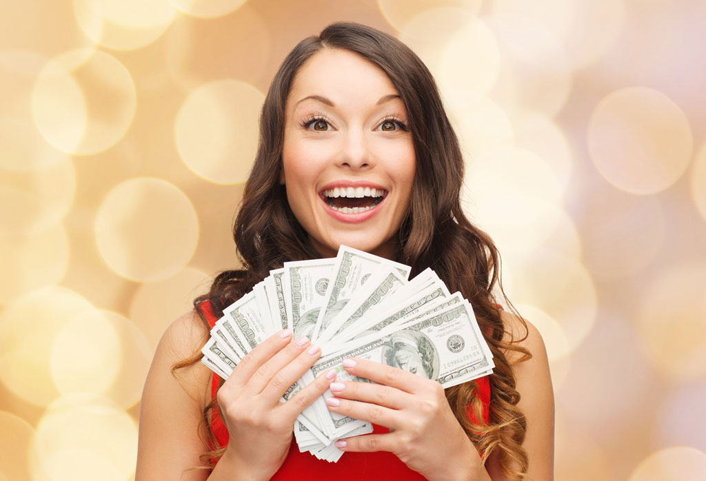 photo of happy money savings