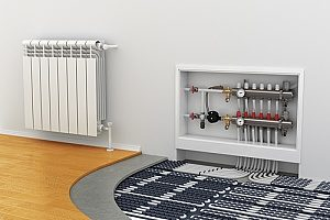 a heating system that will need a winter heating repair