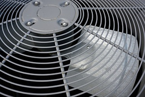 Fan blade of ac unit