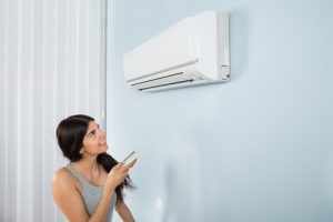 air conditioning replacement during off season