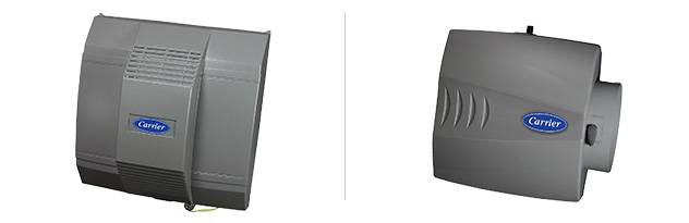 Carrier HUMCRLFP and BP Whole-House Humidifiers